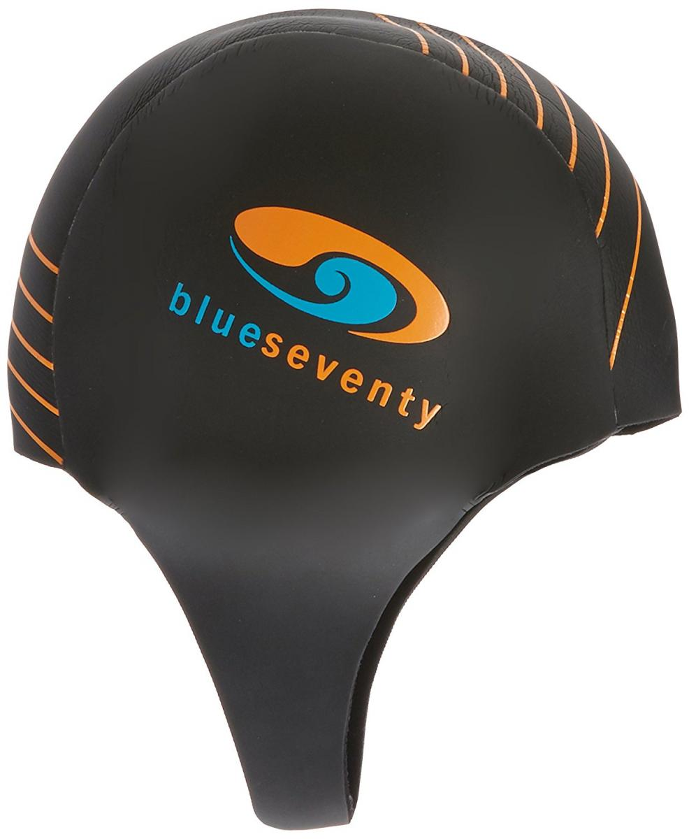 blueseventy neoprene swim cap ear protection