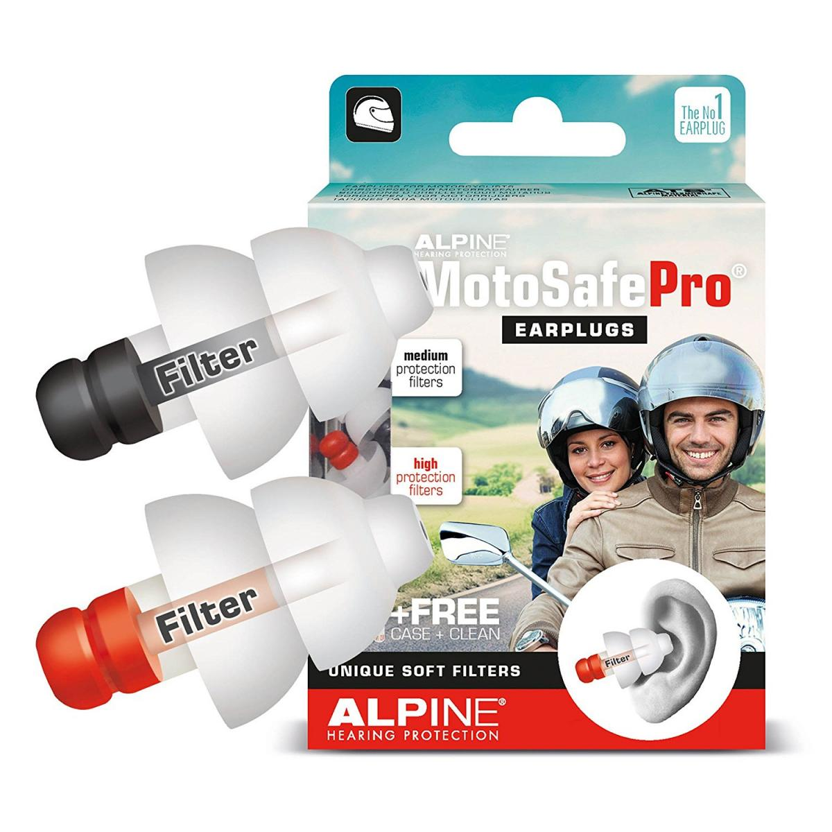 Alpine Motosafe Ear Plugs
