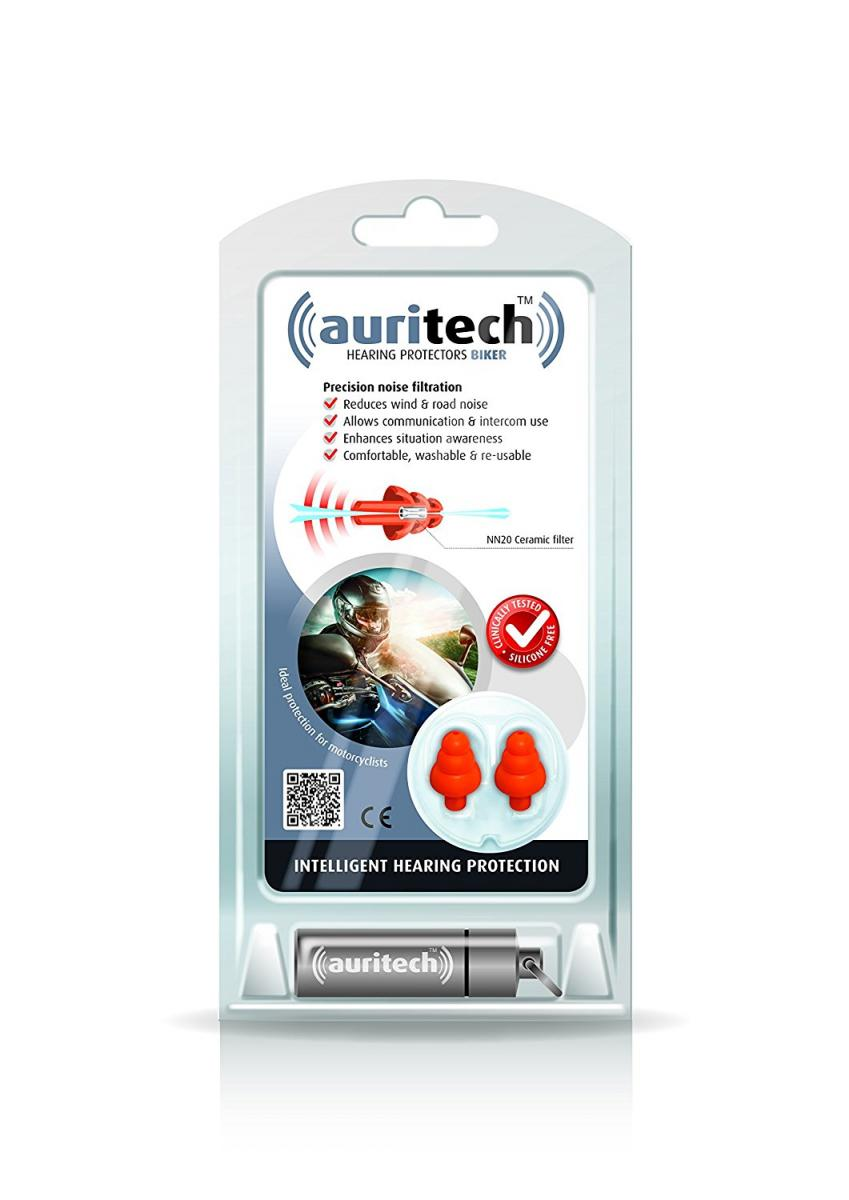 Auritech Biker Ear Plugs