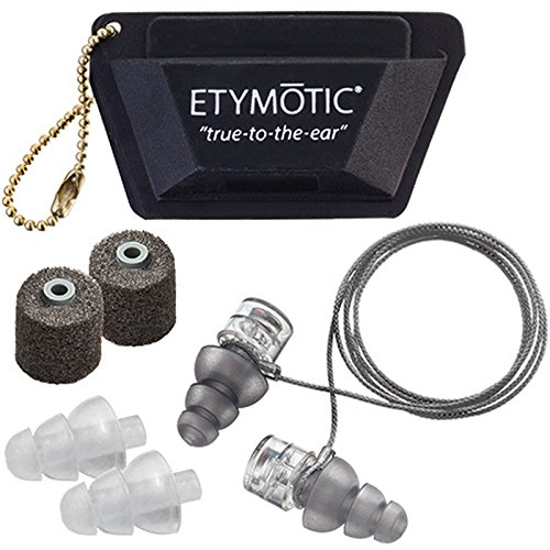 Etymotic ER20XS ear plugs