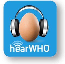 hearwho app world health organisation hearing test