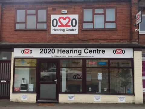 2020 Hearing Centre Dixon Lane  Lower Wortley Leeds LS12 4AD